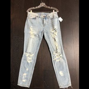 Destroyed urban outfitter jeans